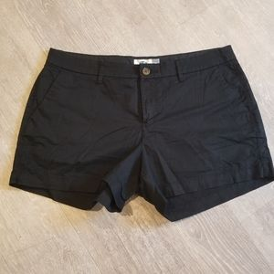 "Black ""EVERYDAY"" Shorts"